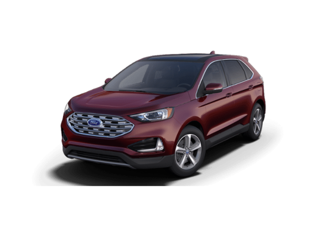 New 2019 Ford Edge SEL Crossover in Santa Monica